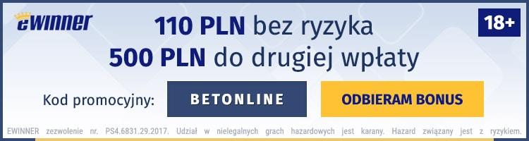 ewinner polska zakłady